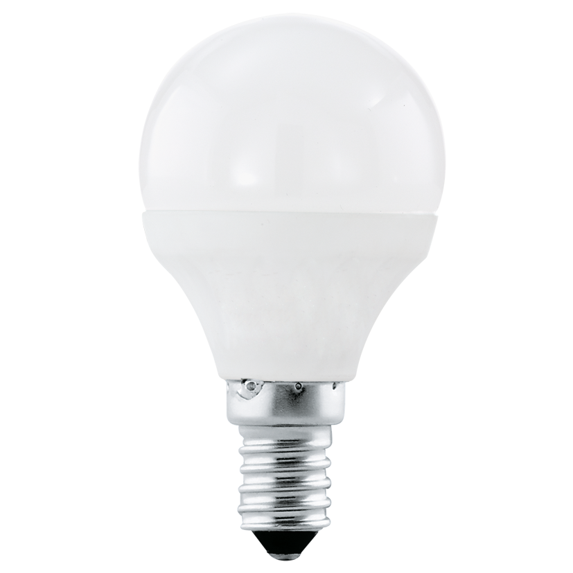 Żarówka LED E14 4W Kulka biała
