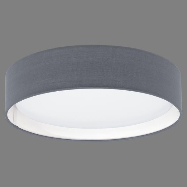 Pasteri eglo lampa sufitowa led plafon aba ur szary for Lampadari circolari