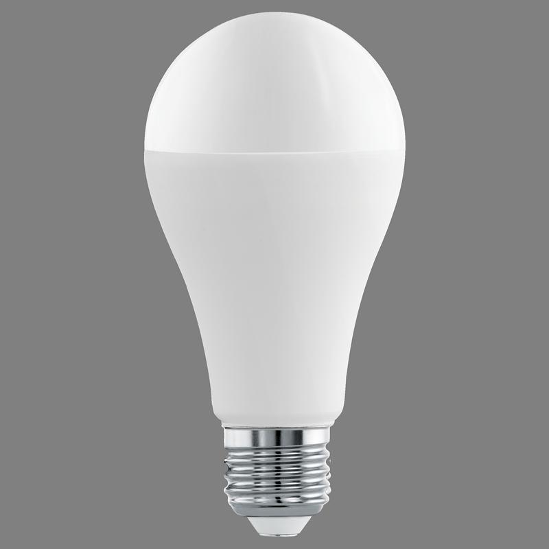Żarówka LED E27 16W kula ciepła biała