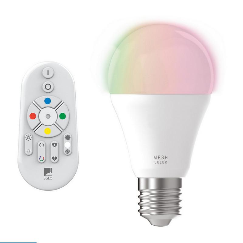 Żarówka LED Ściemniana z pilotem CONNECT E27 9W Eglo 11585