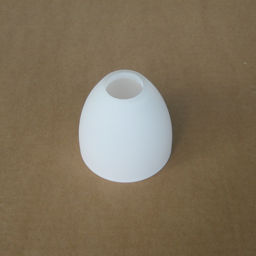 Klosz E14 Biały Do Lampy Sufitowejstojącejkinkietu