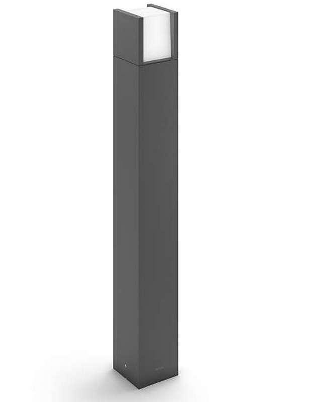 ARBOUR Philips Lampa Ogrodowa LED,Zewnętrzna Stojąca IP44