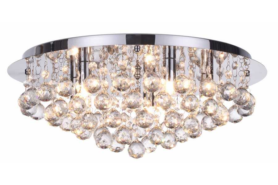 LOONA Reality 622905 06 Lampa kryształowa plafon